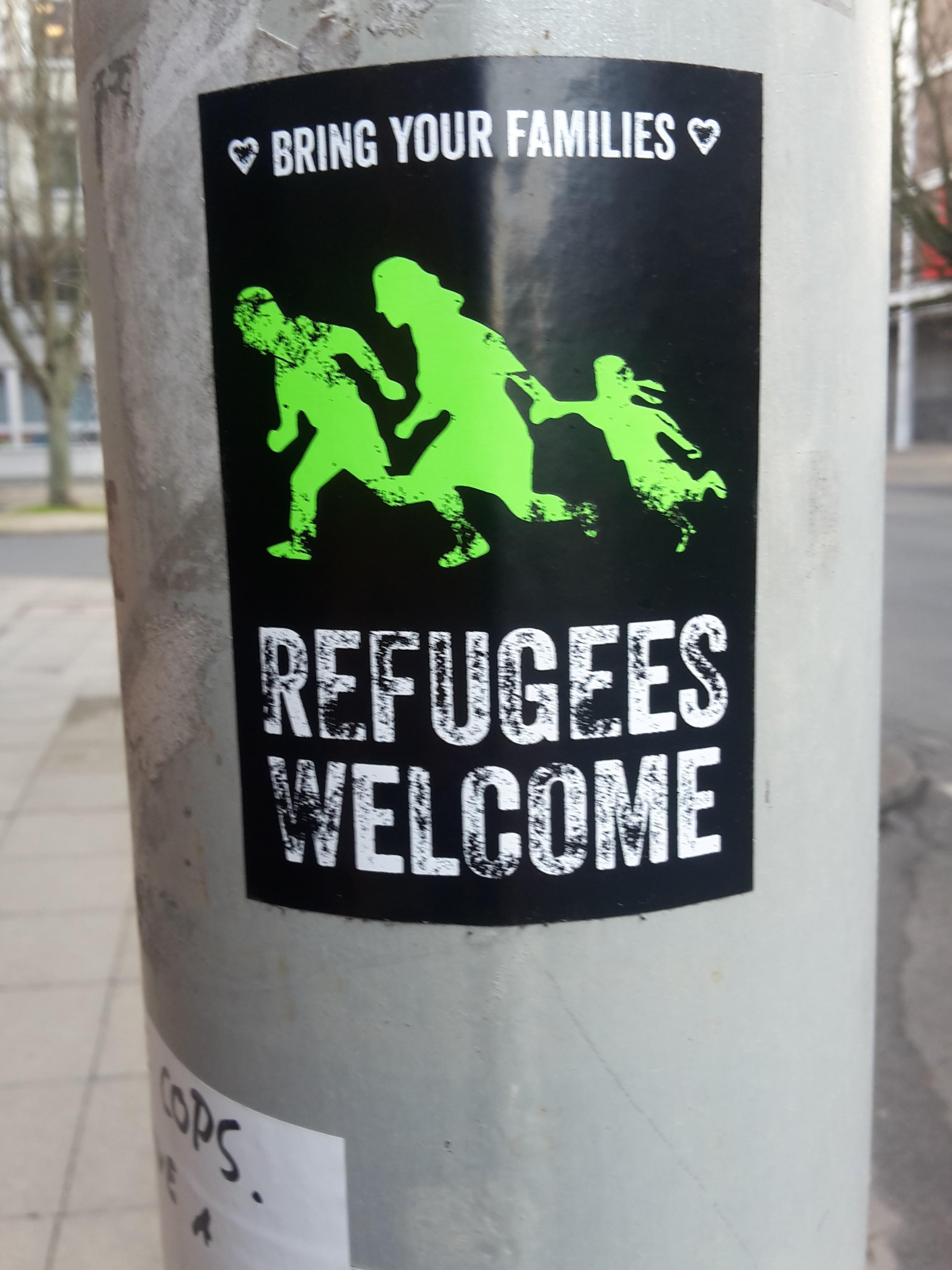 Wer nicht ertrinkt, wird eingesperrt? NICHT MIT UNS! – Demo gegen die geplante Asylgesetzesverschärfung: