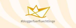 Blogger_innen für Flüchtlinge unterstützen