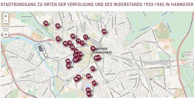 Zukunft heisst Erinnerung – Stadtgeschichte digital und hautnah