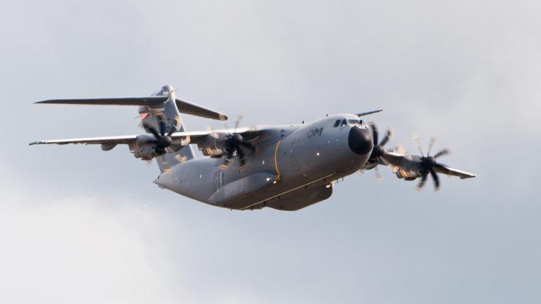A400M – Fliegen für die Show