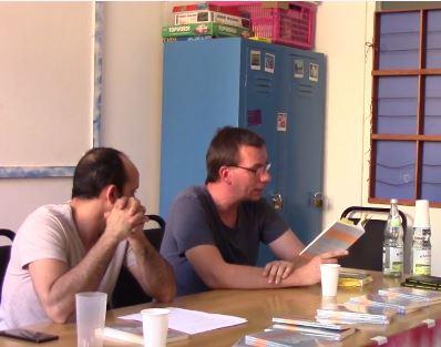 Video: Schwule Sichtbarkeit – schwule Identität: Kritische Perspektiven bei den Linken Buchtagen