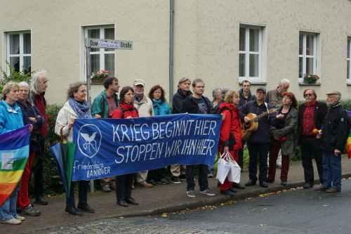 PM: Fliegerhorst Wunstorf: keine zusätzlichen Millionen für den Kriegsflugplatz