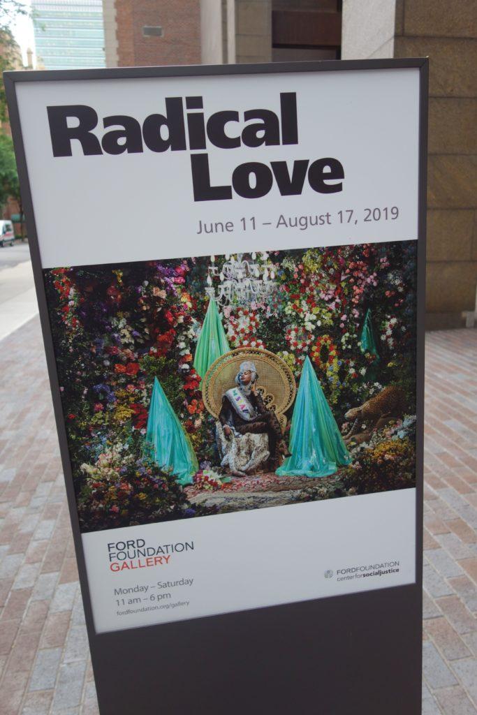 Radical Love, Ford Foundation NYC